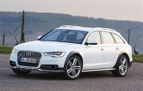 Audi A6 Allroad Review by 2018 Audi A6 Allroad Review Audi Suggestions