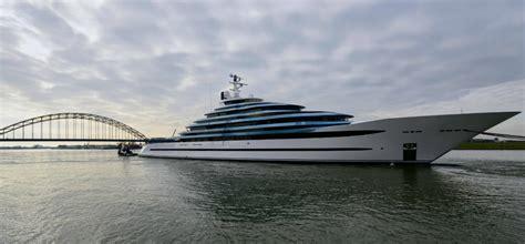 jacht nederland nederlands grootste jacht staat te koop voor 275 miljoen