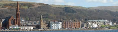 largs holiday rental