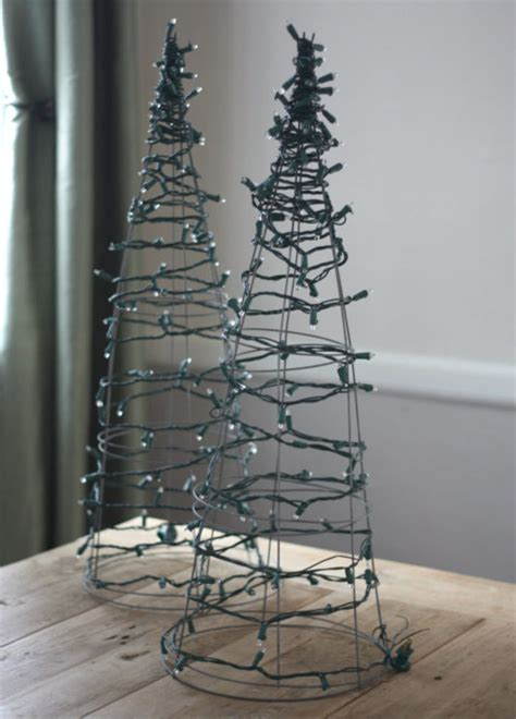diy make tree light indoors 15 amazing diy trees a listly list