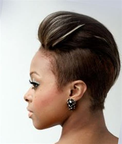 Mohawk Hairstyles For Females by Mohawk Styles For Black 2016 Hairstyles Spot