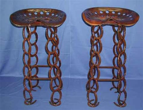 horseshoe couch love the table made out of horse shoes images frompo