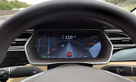 Self Driving Car Tesla Statistically Self Driving Cars Will A Fatal