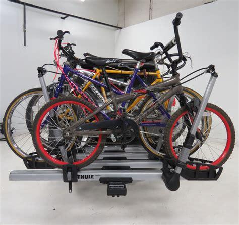Hitch Bola Towing 2 Quot thule t2 pro 4 bike rack 2 quot hitches etrailer