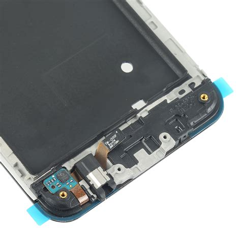 Samsung J5 Frame black lcd touch digitizer replacement frame for samsung