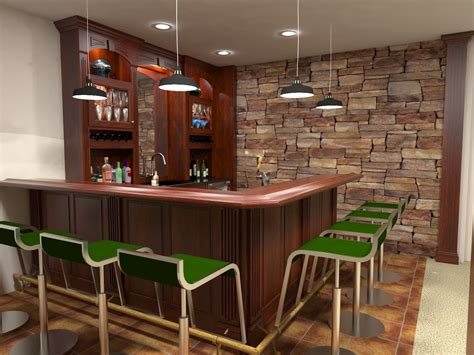 Custom Bars For Homes by Small Bar Designs For Home Image Of Small Bar Design