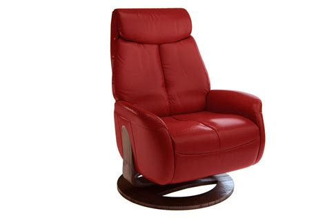 attractive recliners furniture swivel recliner chairs with brown wall design