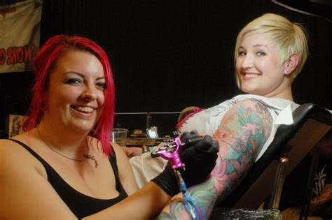tattoo parlour reading reading tattoo show aims to be a family affair get reading