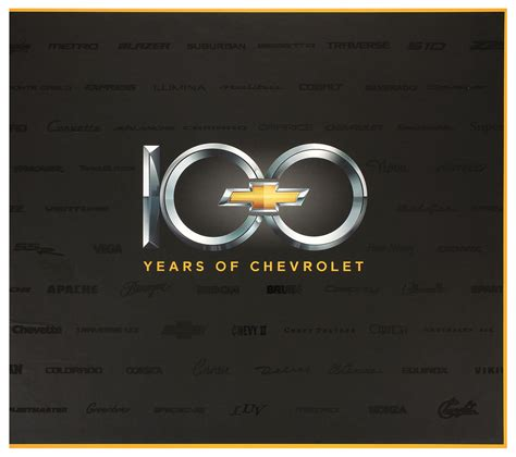 100 Years of Chevrolet @ OPGI.com