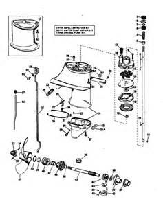 johnson 6hp outboard motor parts diagram johnson free