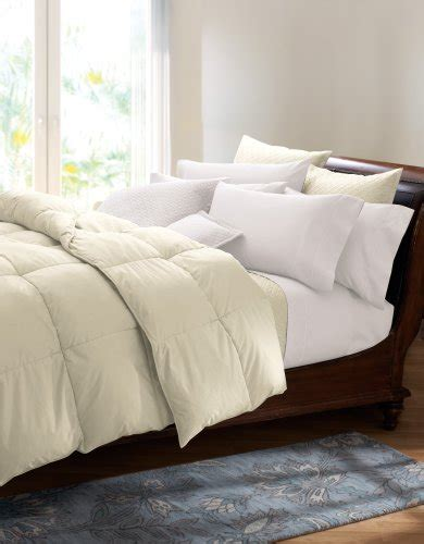 summer down comforter queen cuddledown 400tc colored down comforter queen summer ivory