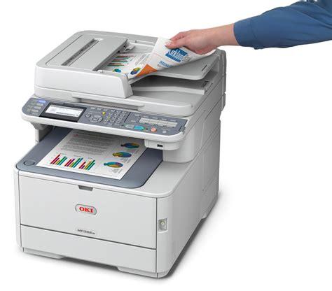 Printhead Printer oki data mc362w wireless duplex multifunction