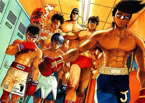 Komik Fight Ippo 1 80 78 best images about hajime no ippo fighting on