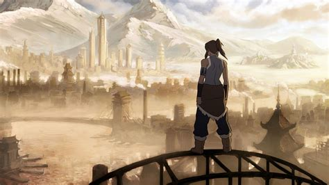 Legend Of oh cinema reflections the end of the legend of korra