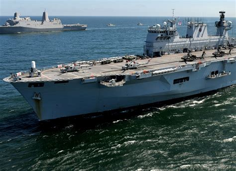 Can I Join The Royal Navy With A Criminal Record Royal Navy S Flagship Helicopter Carrier Hms Could Join Brazil S Fleet