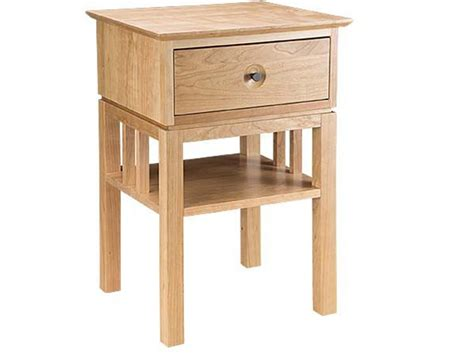 nightstands for small bedroom gat creek bedroom eastwood small nightstand 82761