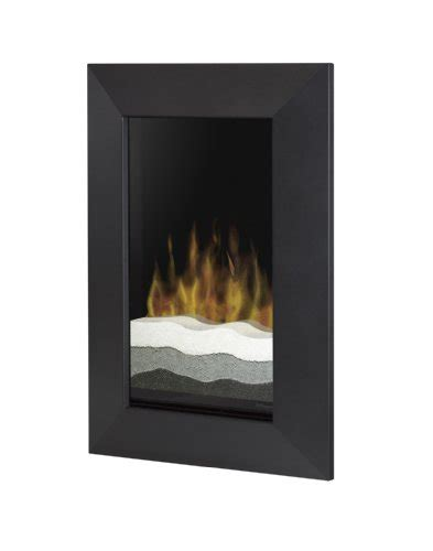 cheap wall mount electric fireplace black friday dimplex v1525bt blk beveled trim wall mounted