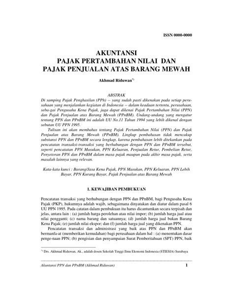 Contoh skripsi akuntansi pajak pdf. Contoh Proposal