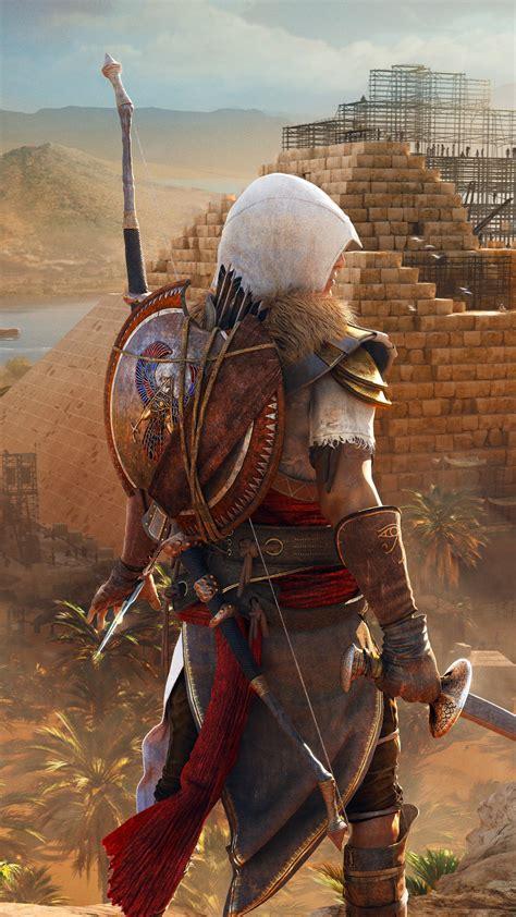 wallpaper assassins creed origins  hidden  dlc