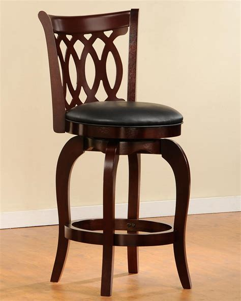 City Furniture Counter Stools by Homelegance 1133 Swivel Counter Stool Value City