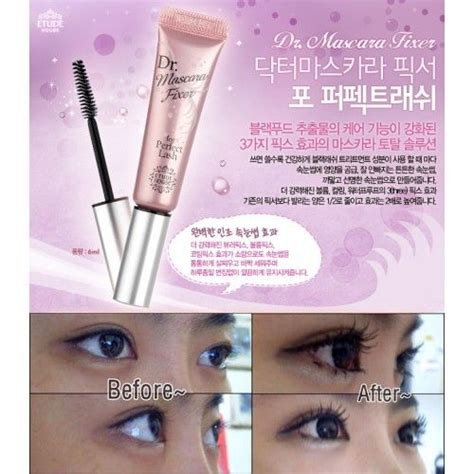 Etude House Dr Mascara Fixer For Lash 02 etude house dr mascara fixer for lash reviews