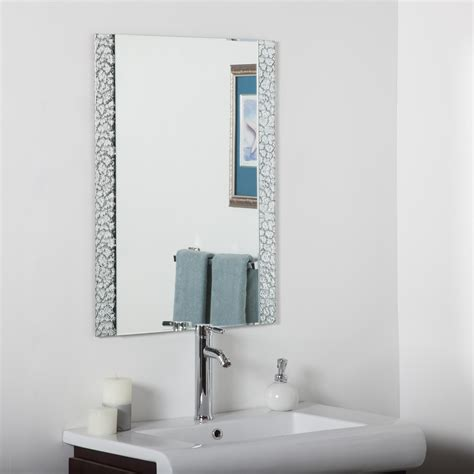 vanity bathroom mirror decor wonderland vanity bathroom mirror beyond stores