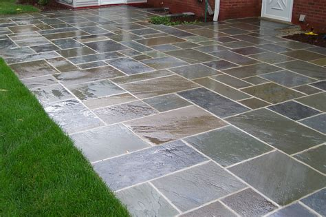 Patio Stones Pavers Bluestone Patio Pavers Patio Design Ideas