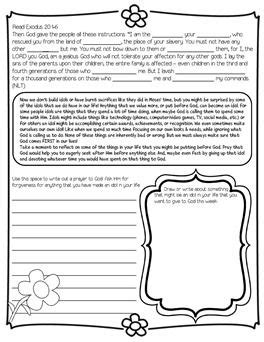 Printable Devotions For Youth free printable devotions devotionals for children