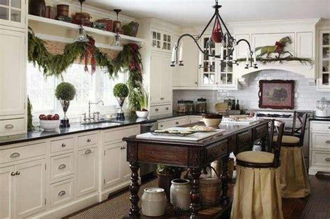 come decorare la cucina una decorazione natalizia in cucina ecco 20 idee per