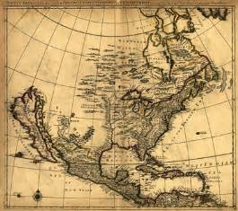 america antique historical maps royalty free