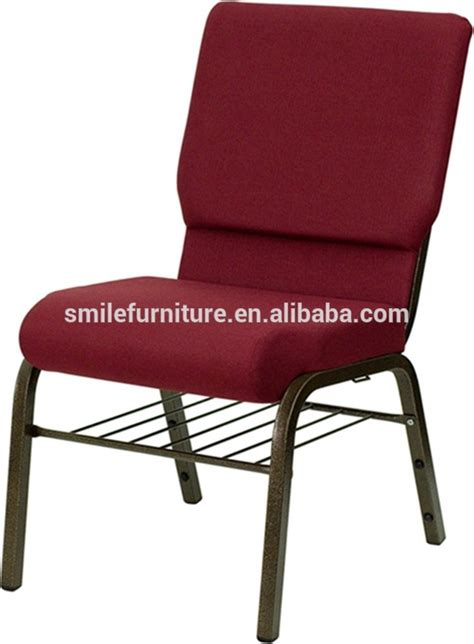used stackable church chairs