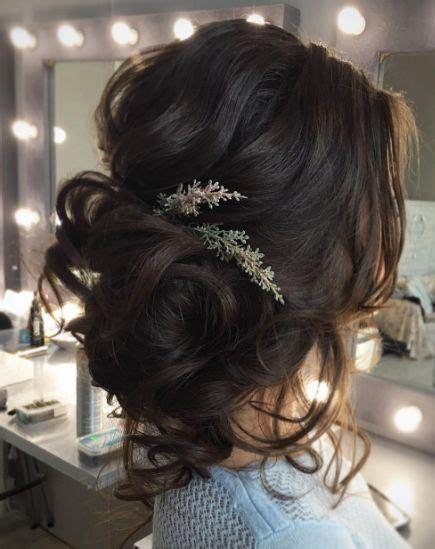 brunette hairstyles for prom the 25 best brunette updo ideas on pinterest loose updo
