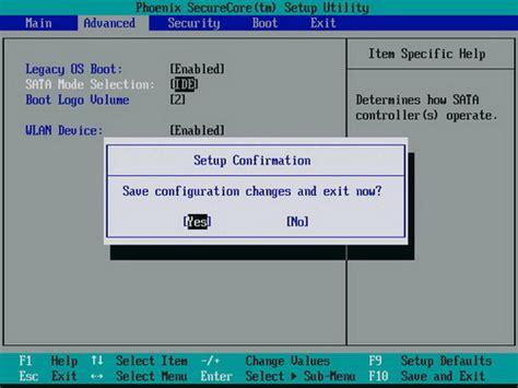 Reset Bios Lenovo Y450 | ideapad y450如何在bios setup中关闭硬盘的ahci模式 联想知识库