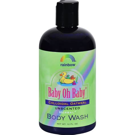 Happy Mee Baby Unscented rainbow research baby oh baby unscented baby colloidal