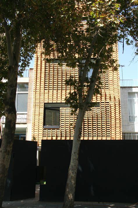brick pattern house alireza mashhadimirza gallery of brick pattern house alireza mashhadmirza 23