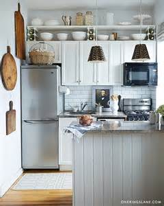 Simple storage upgrades for tiny kitchens one kings lane our