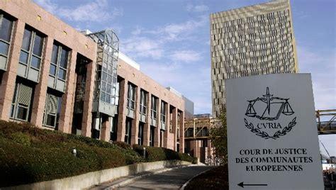 sede corte di giustizia europea la cour de justice de l union europ 233 enne cjue justice