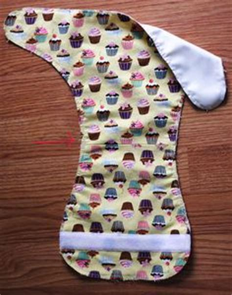 christmas pattern diapers baby doll diapers and accessories tutorial guest blogger