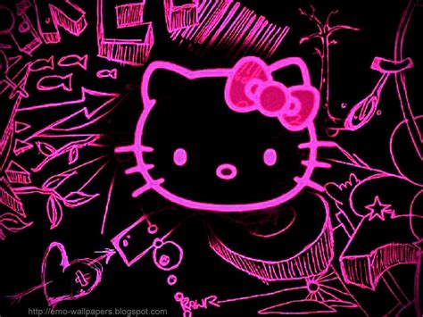 hello kitty tumblr themes free pink emo wallpapers emo wallpaper emo girls emo boys