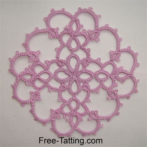 patterns free tatting easy needle tatting patterns free images