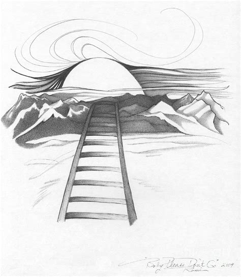 black and white pencil drawings abstract landscape black and white baby don t