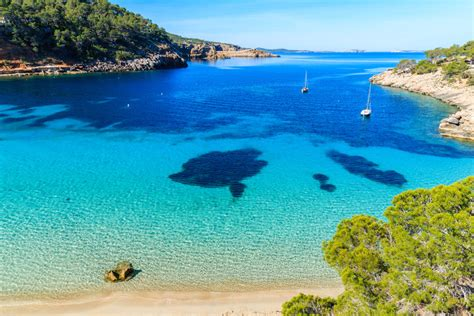 best beach hotels in ibiza ibiza spain nine best beaches hotels to see in the