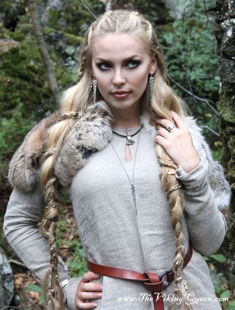 viking hairstyles for women viking hair hairstyles pinterest