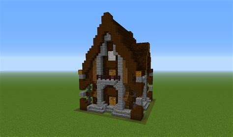fancy minecraft houses a fun new way to build in minecraft chunk houses kotaku australia