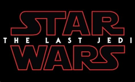 wars the last jedi logo vector eps free