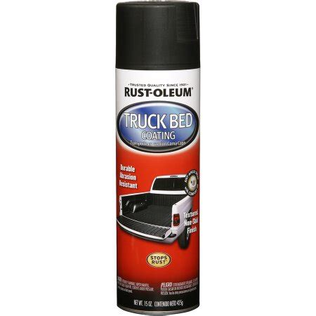 Rust Oleum 248914 Auto Truck Bed Coating, Aerosol