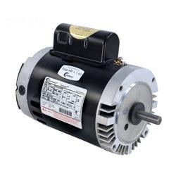 b122   1hp full rated pool pump motor 56 frame