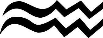 zodiac symbol aquarius bw signs symbol zodiac zodiac