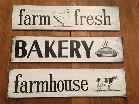custom signs farmhouse signs cottage decor home decor