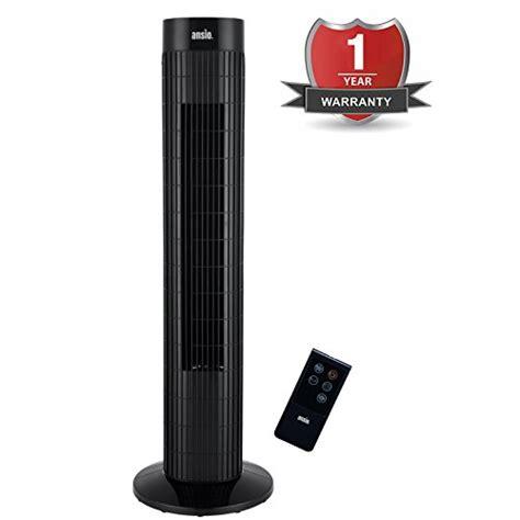 oscillating remote control tower fan ansio oscillating tower fan with remote control and 3